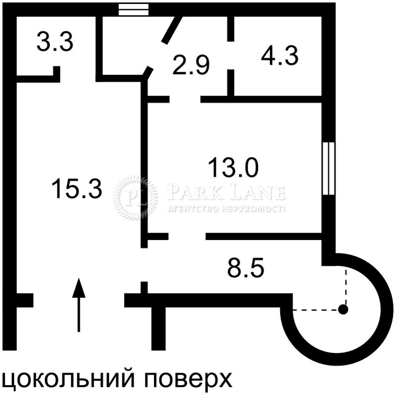 Будинок Малютянка, R-33415 - Фото 1