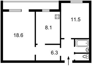 Квартира I-31195, Гоголевская, 27, Киев - Фото 3