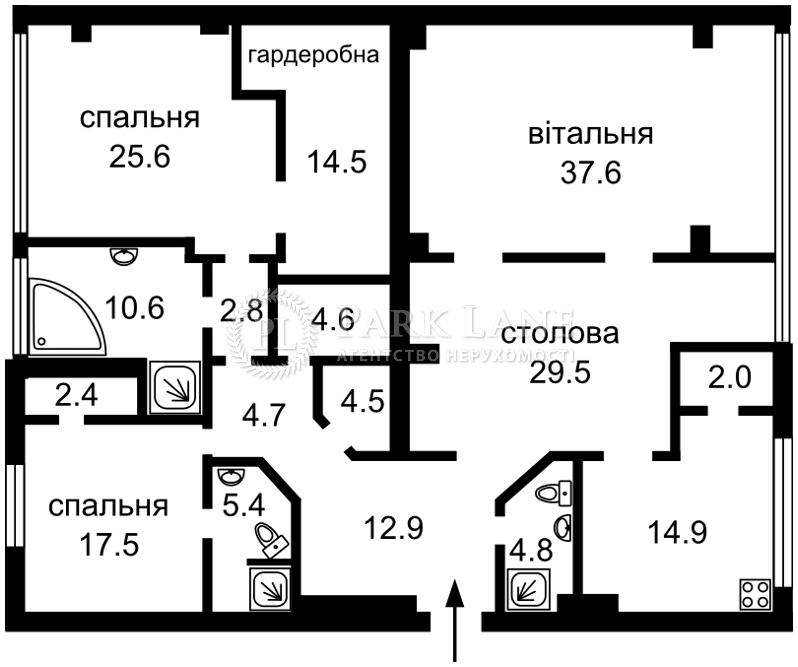 Квартира L-27441, Владимирская, 49а, Киев - Фото 6