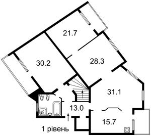 Квартира N-22047, Тургенєвська, 52-58, Київ - Фото 2