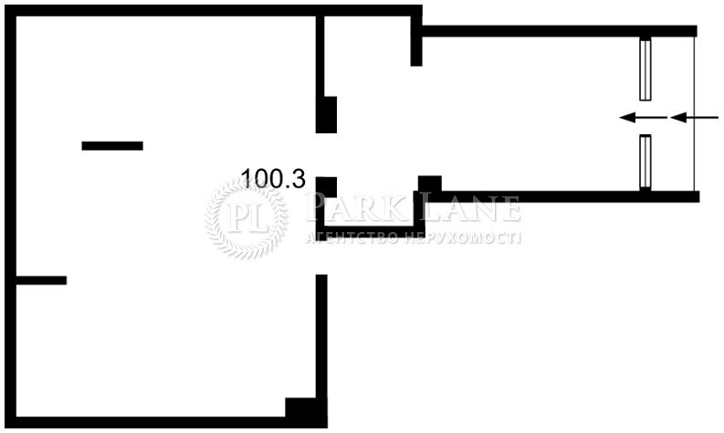 Нежилое помещение, K-29817, Ревуцкого, Киев - Фото 3