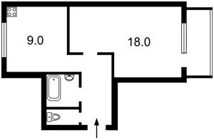 Квартира Z-682897, Пушкинская, 24, Киев - Фото 3