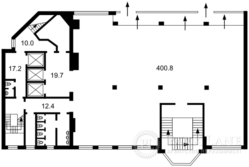 Нежитлове приміщення, B-100796, Велика Васильківська, Київ - Фото 2