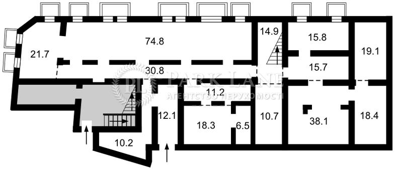 Нежилое помещение, Сечевых Стрельцов (Артема), Киев, R-34145 - Фото 2