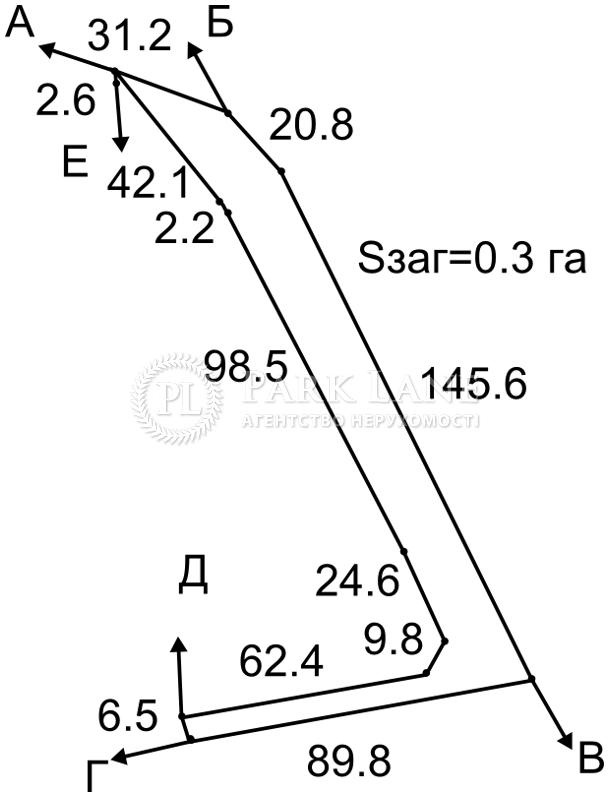 Земельный участок Святопетровское (Петровское), L-18048 - Фото 2