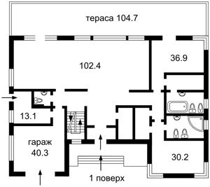 Дом N-22030, Дмитровка (Киево-Святошинский) - Фото 2