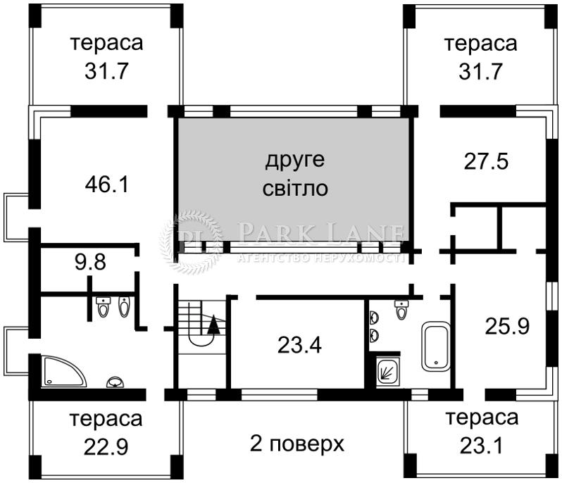 Дом N-22030, Дмитровка (Киево-Святошинский) - Фото 3