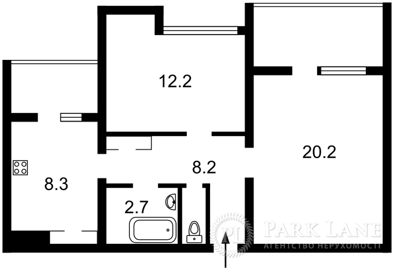 Квартира Z-684961, Антоновича (Горького), 94/96, Киев - Фото 3