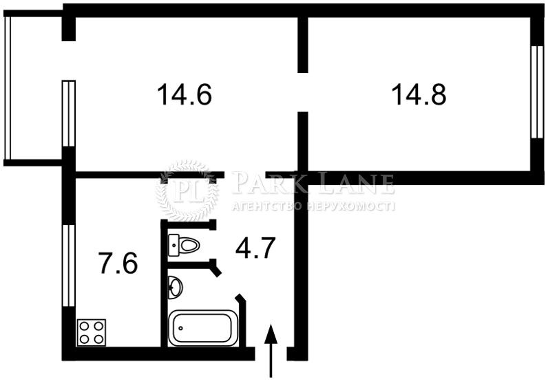 Квартира K-29890, Кловский спуск, 12, Киев - Фото 4