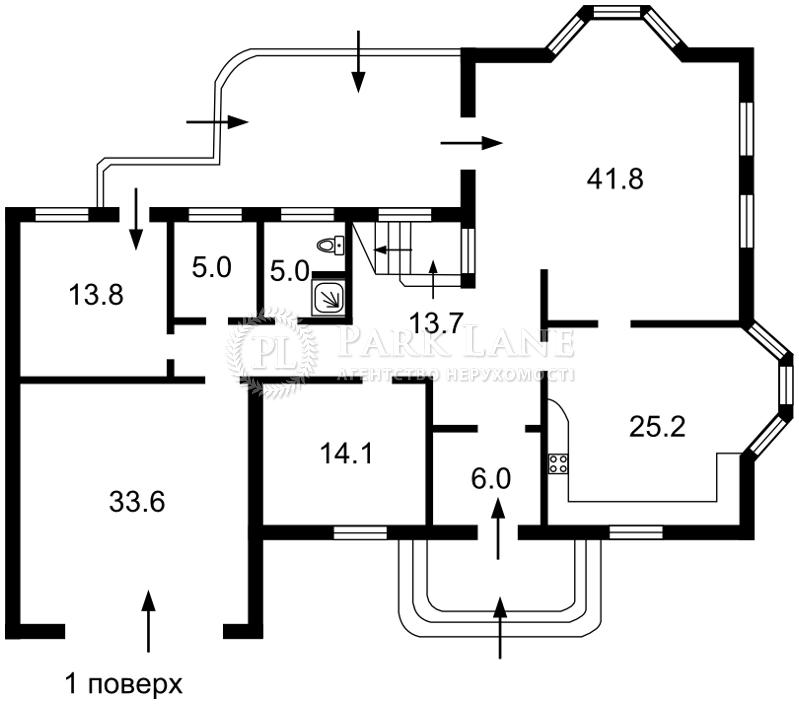 Будинок Мощун (Києво-Святошинський), M-4198 - Фото 2