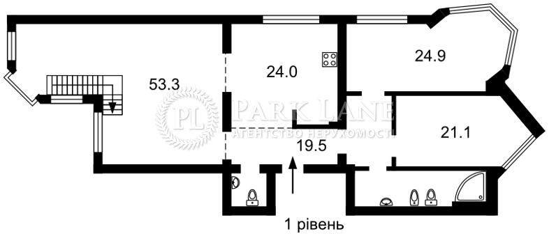 Квартира Героев Сталинграда просп., 24а, Киев, B-100865 - Фото 2