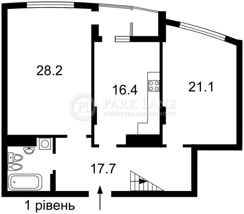 Квартира Леси Украинки бульв., 7б, Киев, J-29444 - Фото 2