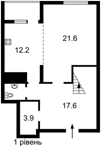 Квартира J-28160, Преображенська (Клименка Івана), 8б, Київ - Фото 6