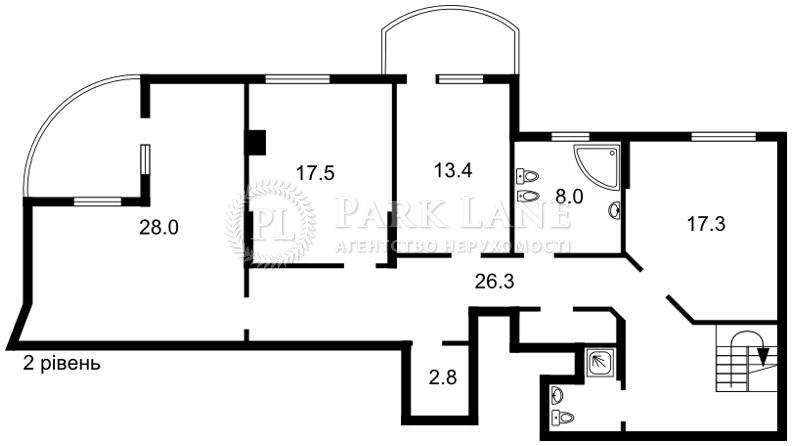 Квартира J-28160, Преображенская (Клименко Ивана), 8б, Киев - Фото 7