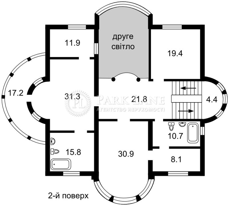 Дом Ходосовка, Z-1726216 - Фото 4