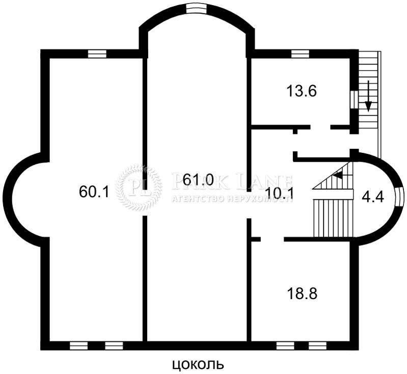 Дом Ходосовка, Z-1726216 - Фото 2