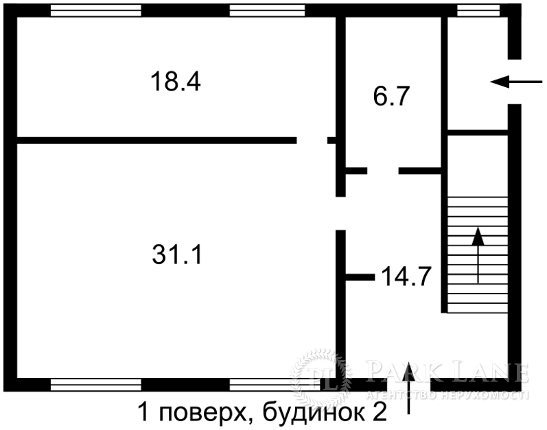 Будинок Нові Петрівці, I-31357 - Фото 4
