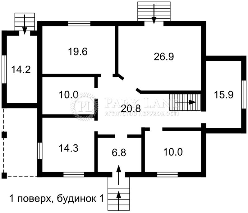 Будинок Нові Петрівці, I-31357 - Фото 2