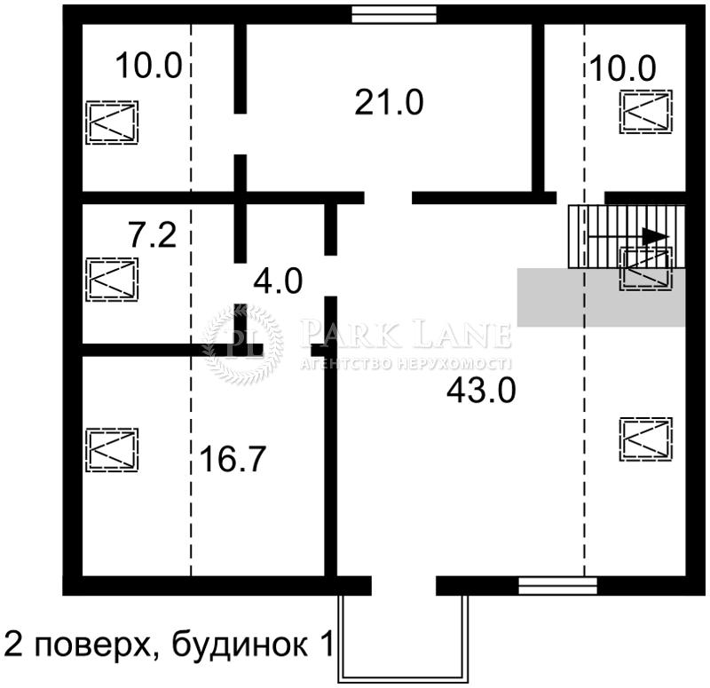 Будинок Нові Петрівці, I-31357 - Фото 3