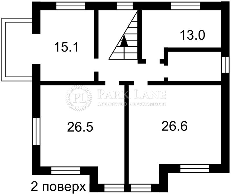 Дом B-100871, Петровское (Бориспольский) - Фото 6