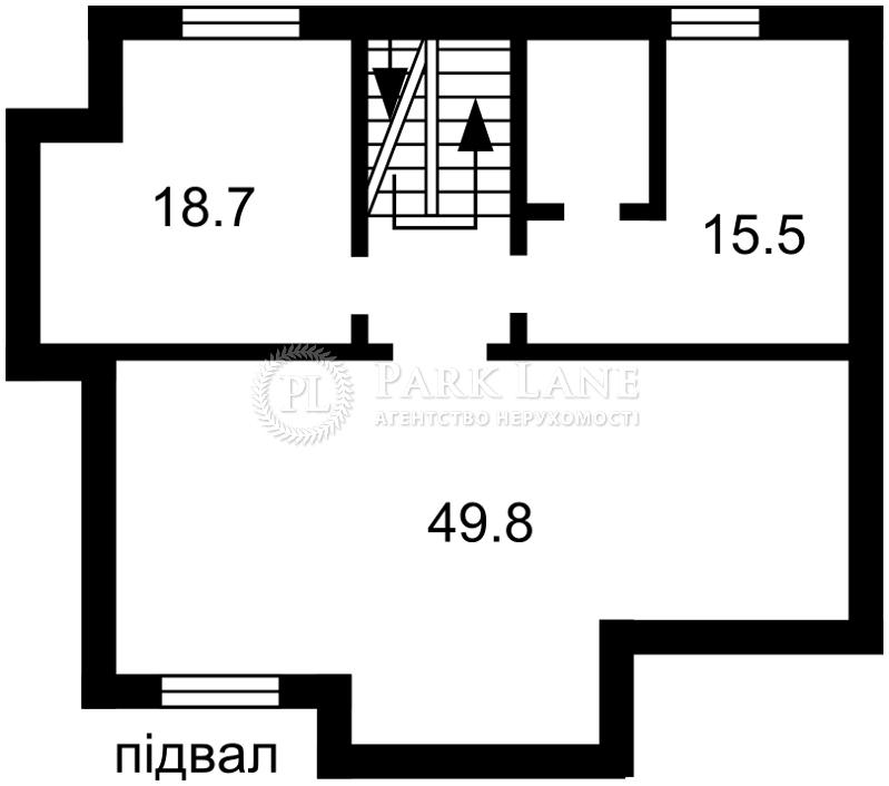 Дом B-100871, Петровское (Бориспольский) - Фото 4