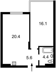 Квартира Z-691580, Воскресенская, 18, Киев - Фото 6