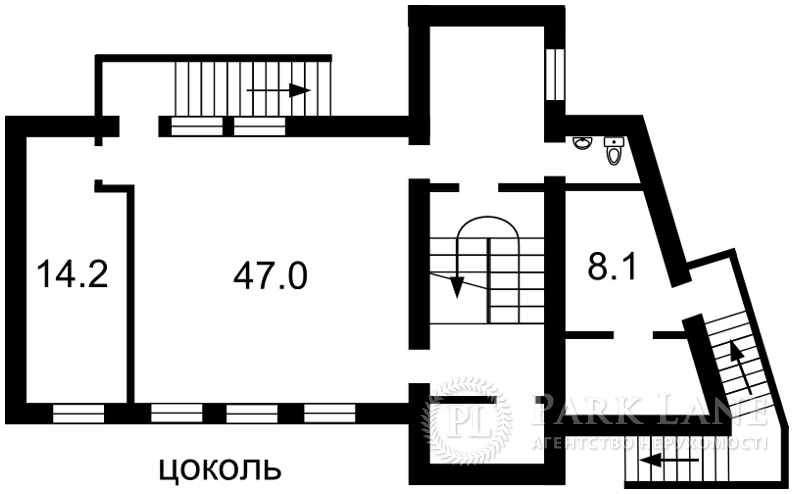 Будинок вул. Ярославів Вал, Київ, J-27963 - Фото 2