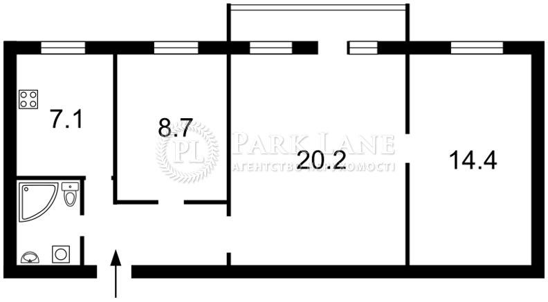 Квартира ул. Владимирская, 11, Киев, L-27799 - Фото 2