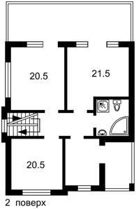 Дом J-29471, Хмельницкого Богдана, Ходосовка - Фото 3