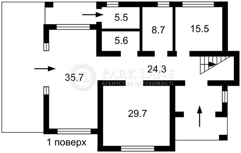 Дом J-29472, Апрельская, Ходосовка - Фото 7
