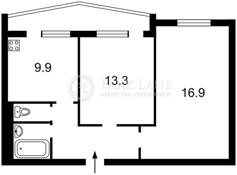 Квартира Шамо Игоря бул. (Давыдова А. бул.), 10, Киев, G-32311 - Фото 2
