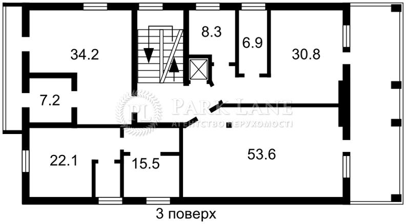 Дом ул. Дружная, Киев, Z-687026 - Фото 5
