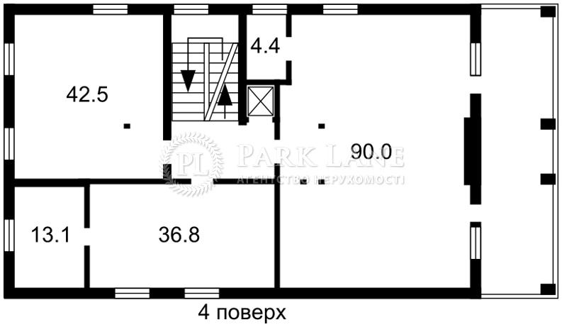 Дом ул. Дружная, Киев, Z-687026 - Фото 6