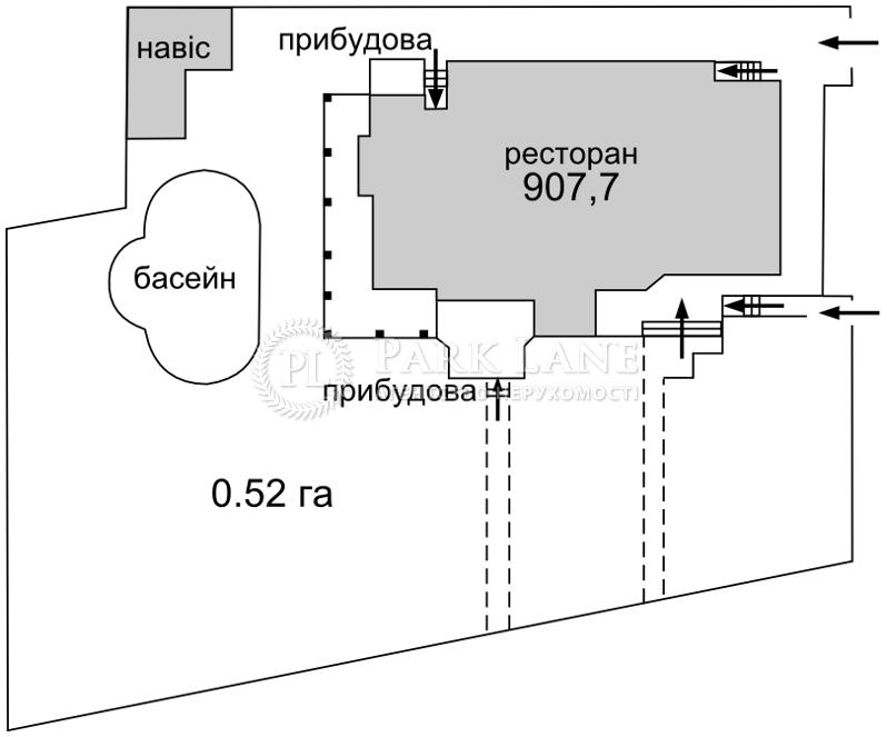 Ресторан, K-30229, Золотоворітська, Козин (Конча-Заспа) - Фото 3
