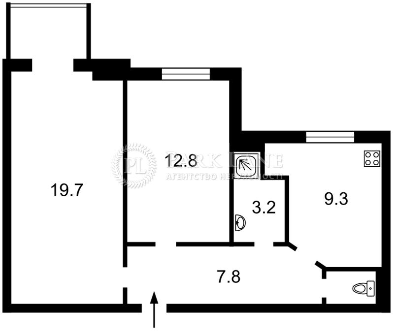 Квартира ул. Владимирская, 40/2, Киев, R-34935 - Фото 2