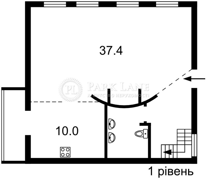Квартира ул. Антоновича (Горького), 7в, Киев, J-29722 - Фото 2