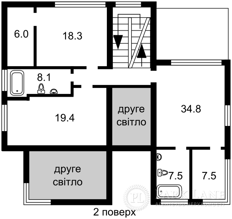 Будинок вул. Грушева, Ходосівка, J-29106 - Фото 3