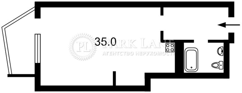 Квартира ул. Руданского Степана, 3а, Киев, Z-583493 - Фото 2