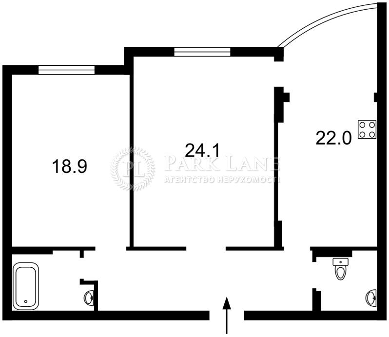 Квартира Z-702034, Дмитриевская, 69, Киев - Фото 3
