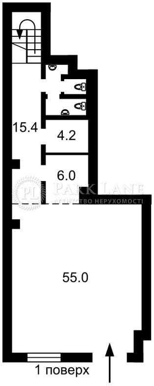 Нежилое помещение, Драгомирова Михаила, Киев, R-27968 - Фото 2