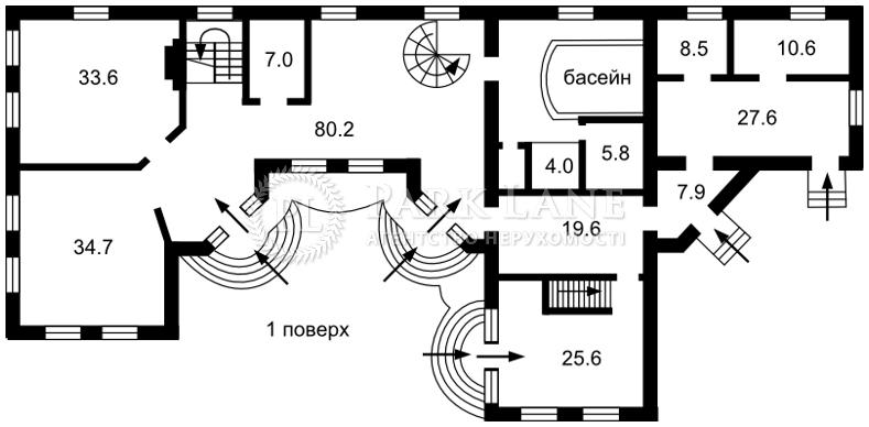 Дом Перше Травня (Обуховский), J-29787 - Фото 2