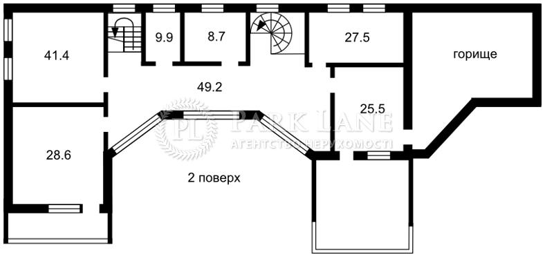 Дом Перше Травня (Обуховский), J-29787 - Фото 3