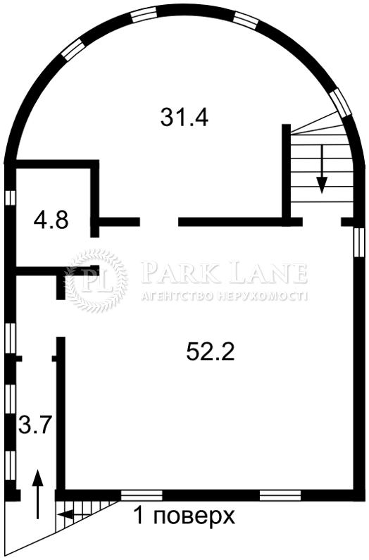 Будинок Підгірці, R-35179 - Фото 3