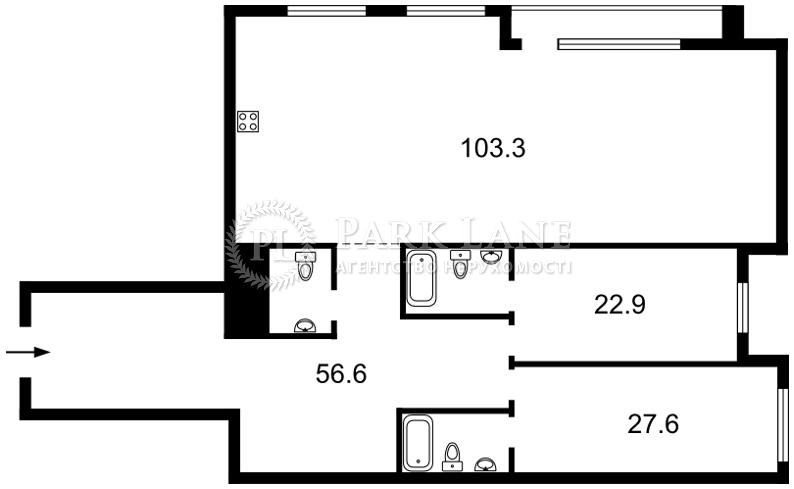 Квартира J-29855, Редутная, 67, Киев - Фото 7
