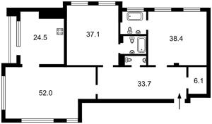 Квартира J-29857, Редутная, 67, Киев - Фото 7