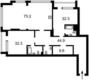 Квартира J-29858, Редутная, 67, Киев - Фото 7