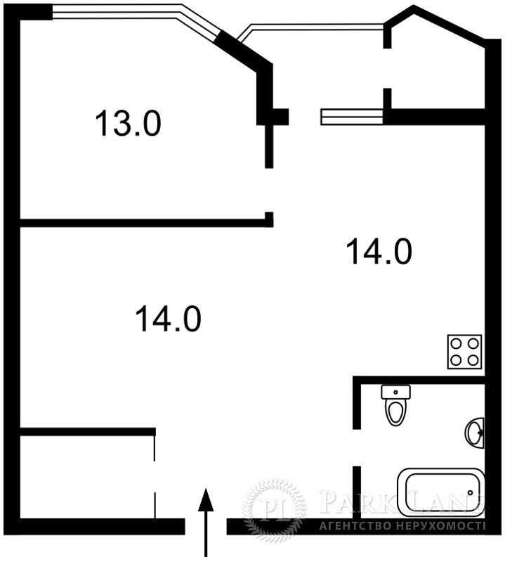 Квартира J-29624, Кудряшова, 20, Киев - Фото 3