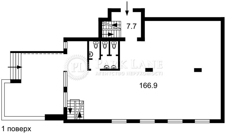 Нежилое помещение, ул. Вербицкого Архитектора, Киев, J-29841 - Фото 2