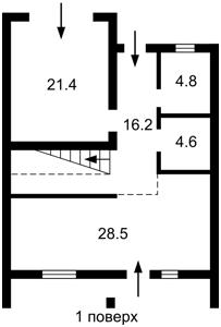 Дом B-101314, Балукова, Крюковщина - Фото 2