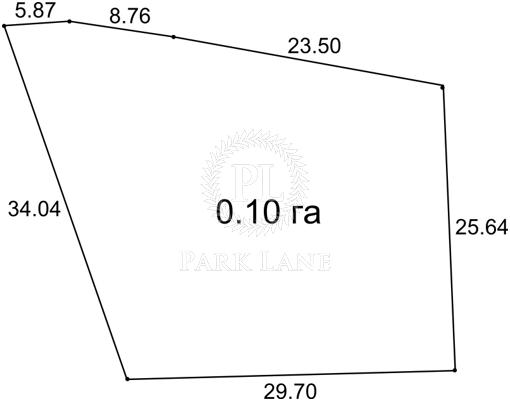Земельный участок, R-34258